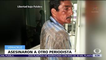 Asesinan, Veracruz, otro, periodista
