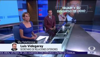 Luis Videgaray Habla Trump TLCAN