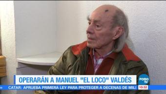 El Loco, Valdés, sometido, revisión médica