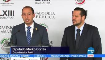 PAN defiende a su líder Ricardo Anaya