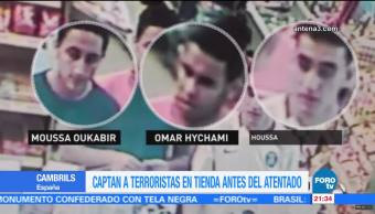 Captan a terroristas antes del atentado en Cambrils
