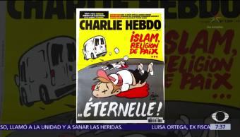 Semanario, Charlie Hebdo, polémica, portada