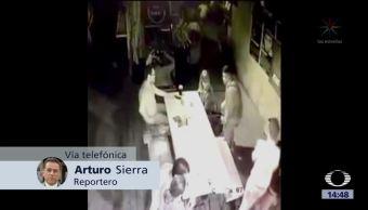Vinculan proceso presunto asaltante Cine Tonalá