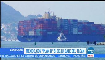 México cuenta plan salida EU TLCAN