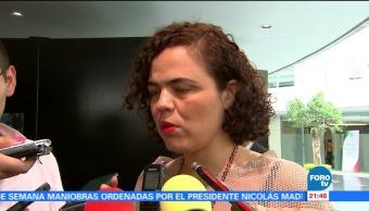 Me encantaría ser jefa de gobierno de la CDMX Gómez del Campo