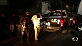 Persecución y balacera, de Naucalpan a Las Lomas