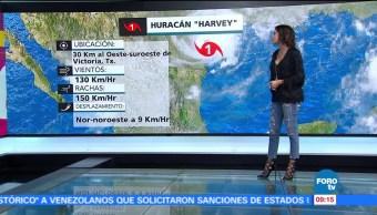 Clima Sabados Foro Daniela Alvarez Huracan Harvey