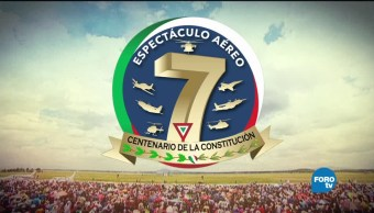 Ejercito Mexicano Realiza Septimo Espectaculo Aereo Parte 1