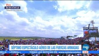 Ejercito Mexicano Realiza Septimo Espectaculo Aereo Parte 2
