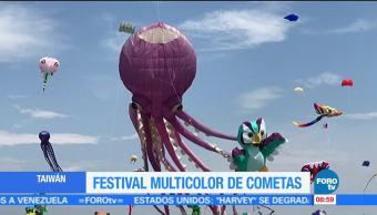Realizan, festival, multicolor, comentas