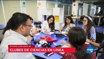 Científicos mexicanos desarrollan club de ciencias en México
