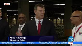 Dallas, recibirá, damnificados, Harvey