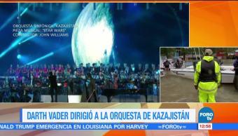 Dark Vader Control Sinfónica Kazajistán