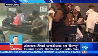 Secuelas Harvey Salud Personas Animales
