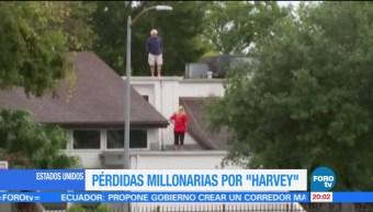 Perdidas Millonarias Harvey Texas Emergencia Inundaciones
