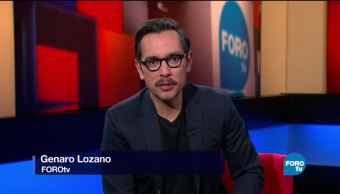 Genaro Lozano entrevista a Roberto Trad