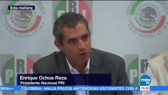 Enrique Ochoa Entrara Guerra Ricardo Anaya