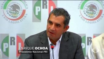 Enrique Ochoa responde a Ricardo Anaya