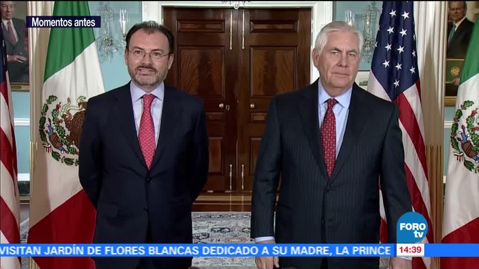Gobierno EU agradece ayuda México Harvey