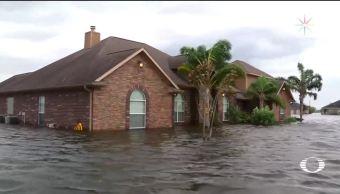 El condado más afectado de Houston