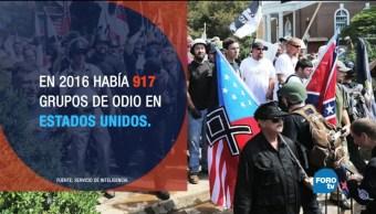 Los grupos de odio en la era de Trump