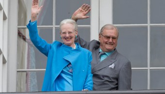 Príncipe Enrique de Dinamarca pide no ser enterrado junto a esposa