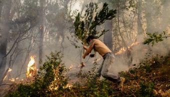 Portugal pide ayuda a Europa para combatir incendios