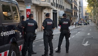 Terroristas planeaban atentado mayor con explosivos en Barcelona