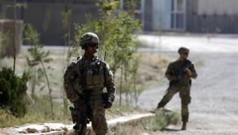 Ataque suicida convoy otan afganistan victimas