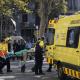 Al menos 25 heridos en Barcelona Espana