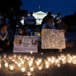 Recuerdan a victimas de ataque en Charlottesville