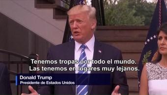 Amenaza de Trump es un acto de locura Vladimir Padrino