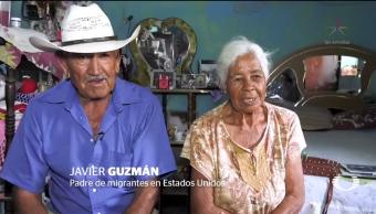 Ancianos de Zacatecas se reunirán con sus hijos en EU