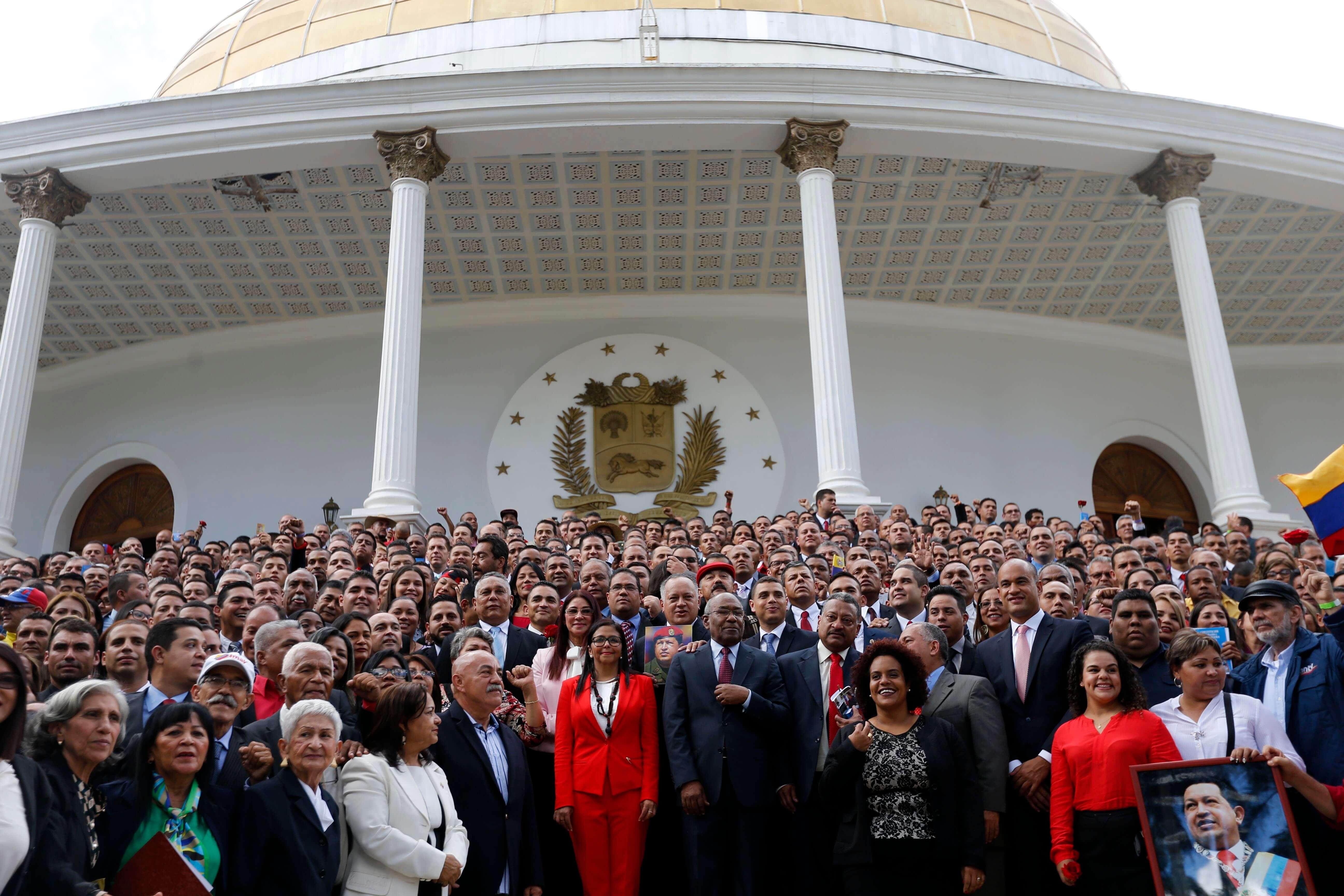 Asamblea Nacional sesionará el próximo lunes en el Palacio Federal Legislativo