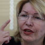 Exfiscal venezolana Luisa Ortega dice que han enviado sicarios a buscarla