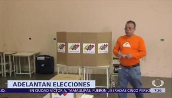 Asamblea Constituyente, Venezuela, aprueba, elecciones