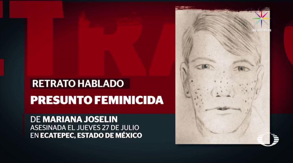 revelan retrato hablado asesino joven ecatepec
