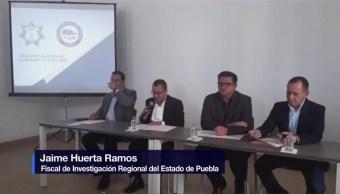 Desarticulan Banda Cuijes Puebla Durante Un Operativo Autoridades De Puebla
