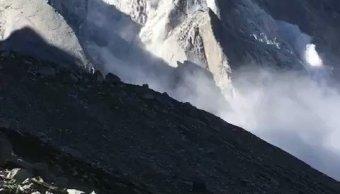 desaparecen ocho personas tras deslizamiento suiza