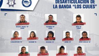 Fiscalía de Puebla libera a uno de los integrantes de 'Los Cuijes'