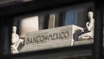Banxico informa que el crédito a empresas baja
