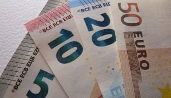 Billetes de diferente valor en Europa