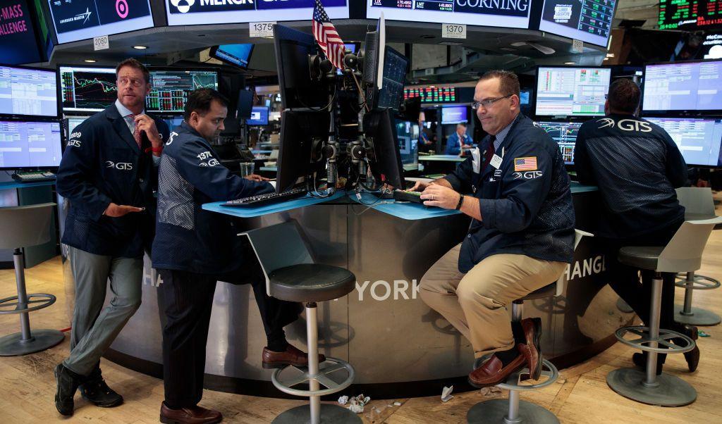 Wall Street cierra ganancias y dos records