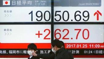 Bolsa de Tokio rompe racha de sesiones en baja