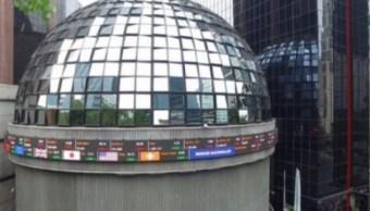 Bolsa Mexicana de Valores sube tras minutas de la Fed