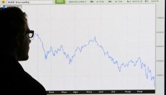 Bolsas europeas cerraron en rojos por tensión geopolítica