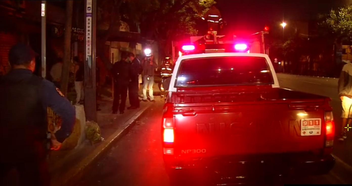 Bomberos controlan incendio en mixhuca