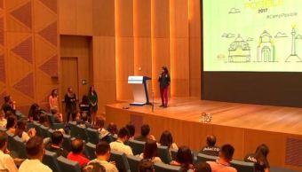 Inicia campamento 'Posible 2017', oportunidad para jóvenes emprendedores