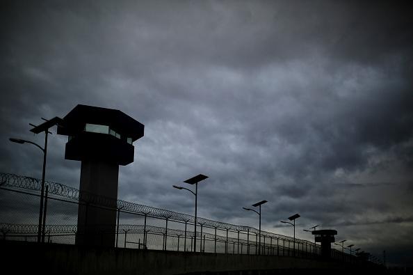 Inmediaciones de la cárcel federal del Altiplano, en Almoloya