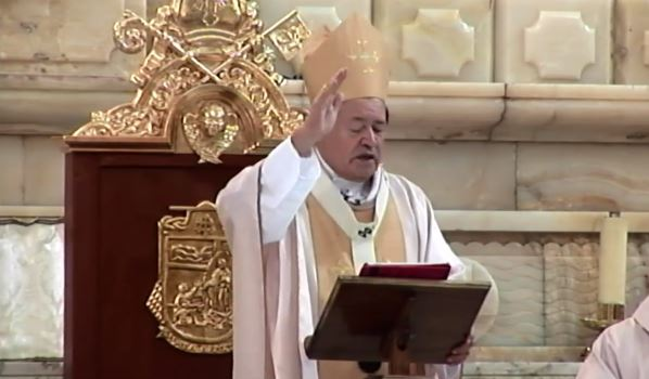 catedral metropolitana padre machorro catolicos homilia